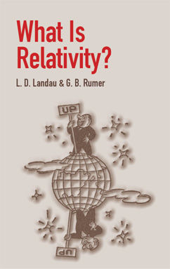 What Is Relativity?, G.B.Rumer, L.D.Landau