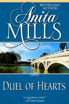 Duel of Hearts, Anita Mills