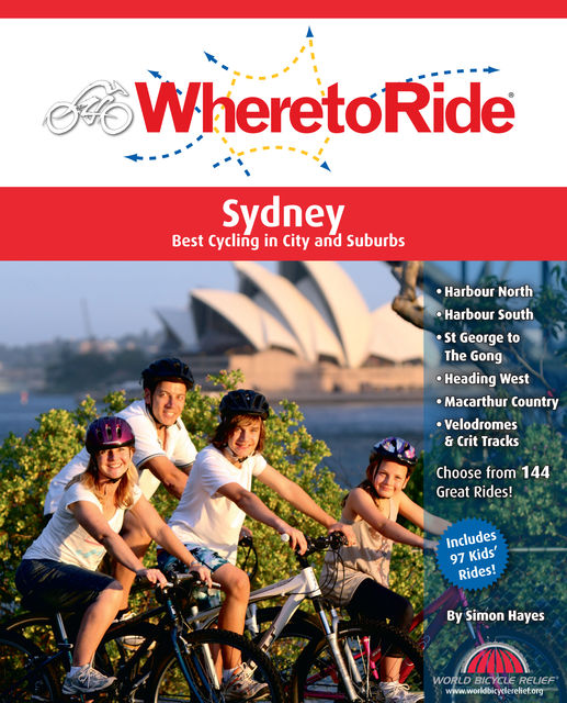 Where to Ride Sydney,