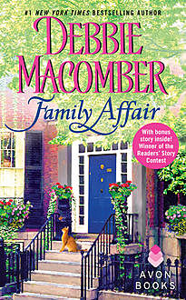 Family Affair + The Bet, Debbie Macomber