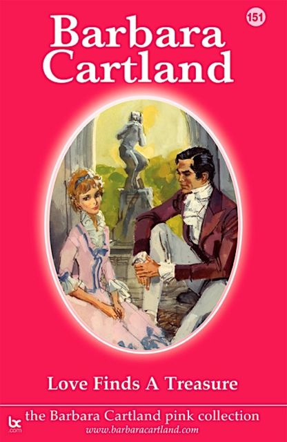 Love Finds a Treasure, Barbara Cartland
