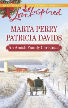 An Amish Family Christmas, Marta Perry, Patricia Davids