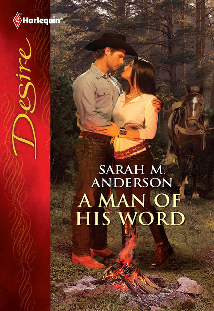 A Man of His Word, Sarah Anderson
