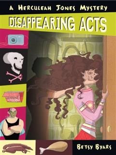 Disappearing Acts, Betsy Byars