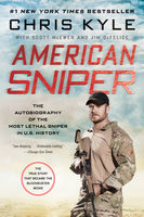 American Sniper, Chris Kyle, Jim DeFelice, Scott McEwen