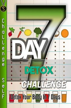7-Day Detox Challenge, Challenge Publishing