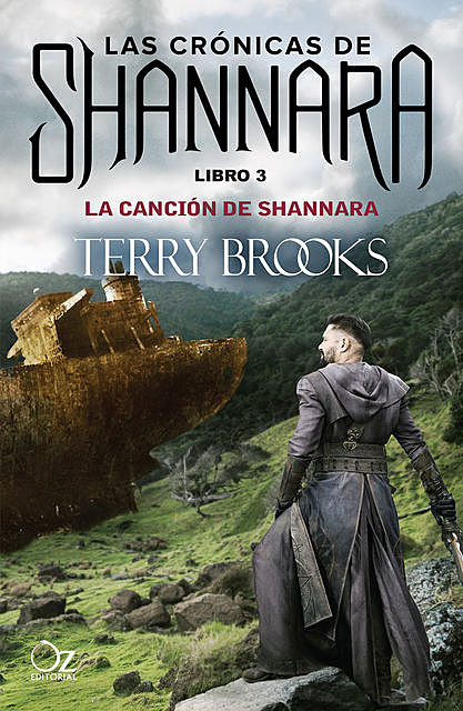 La canción de Shannara, Terry Brooks