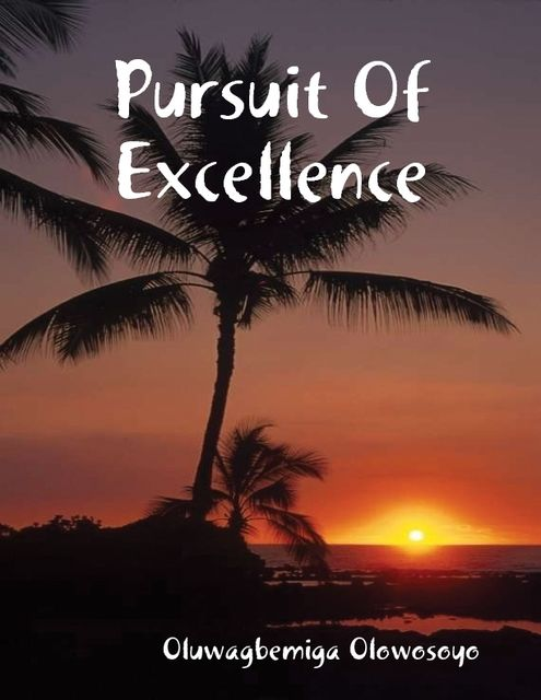 Pursuit of Excellence, Oluwagbemiga Olowosoyo