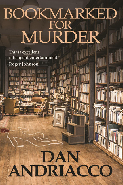 Bookmarked For Murder, Dan Andriacco