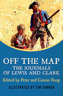 Off the Map, Connie Roop, Peter Roop