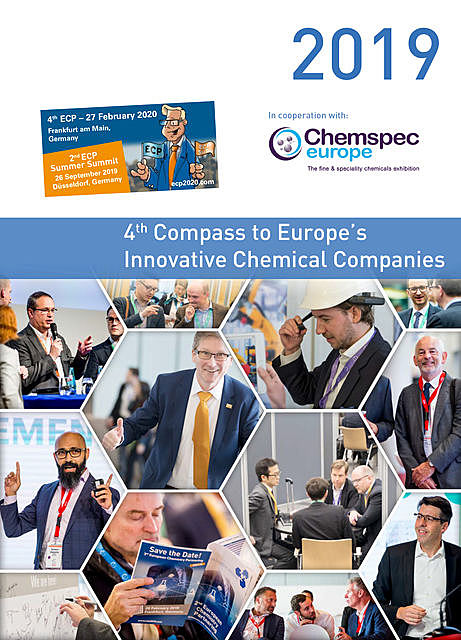 4th Compass to Europe's Innovative Chemical Companies, BCNP Consultants GmbH