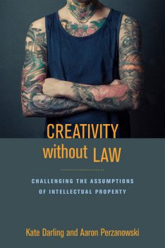 Creativity without Law, Kate Darling