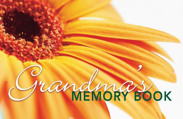 Grandmas Memory Book, Ancestry Publishing