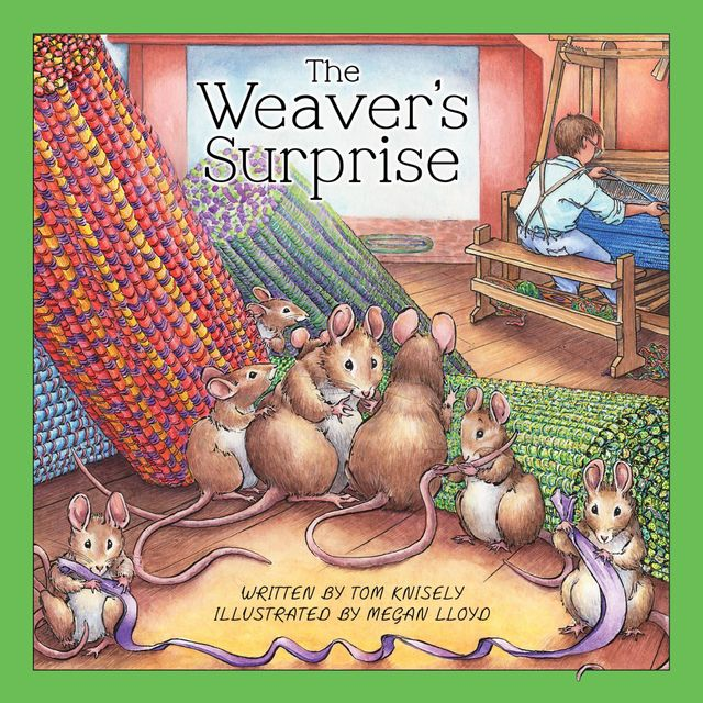 The Weaver's Surprise, Tom Knisely