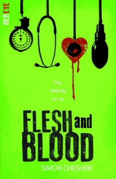 Flesh and Blood, Simon Cheshire