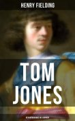 Tom Jones - Gesamtausgabe in 6 Bänden, Henry Fielding
