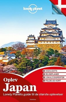Lonely Planet Oplev Japan, Lonely Planet