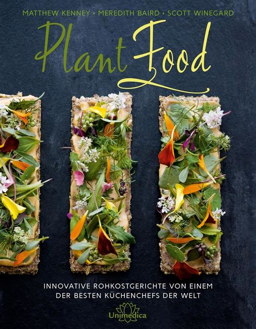 Plant Food, Matthew Kenney, Meredith Baird