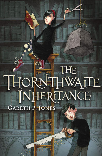 The Thornthwaite Inheritance, Gareth Jones