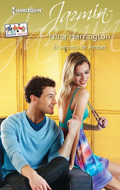 El secreto de Amber, Nina Harrington