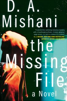 The Missing File, D.A. Mishani