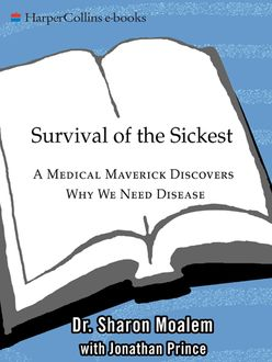 Survival of the Sickest, Jonathan Prince, Sharon Moalem