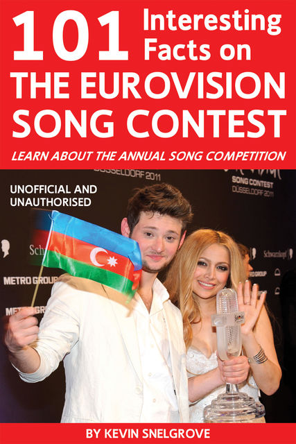 101 Interesting Facts on The Eurovision Song Contest, Kevin Snelgrove