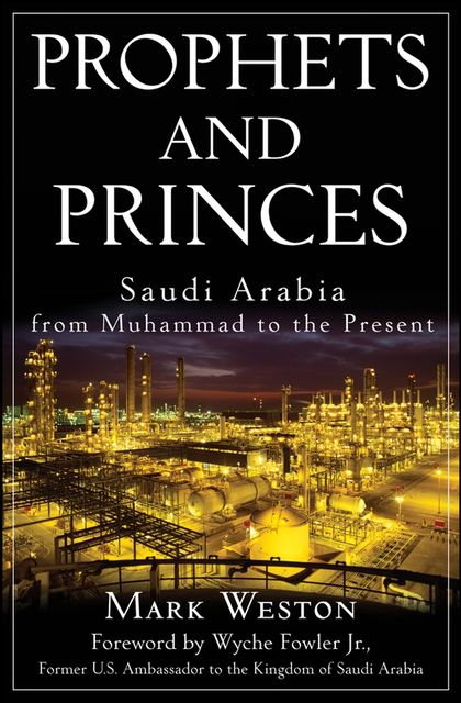 Prophets and Princes, Mark Weston