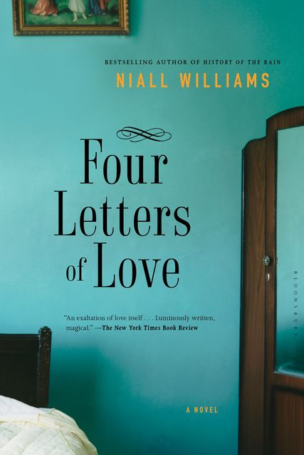 Four Letters of Love, Niall Williams