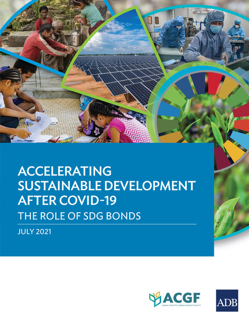 Accelerating Sustainable Development after COVID-19, Asian Development Bank