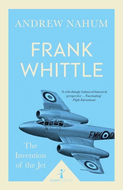 Frank Whittle (Icon Science), Andrew Nahum