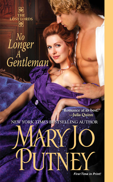 No Longer a Gentleman, Mary Jo Putney