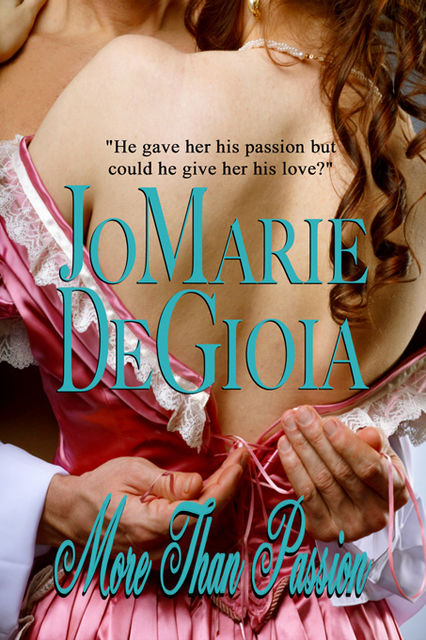 More Than Passion, JoMarie DeGioia