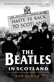 The Beatles in Scotland, Ken McNab