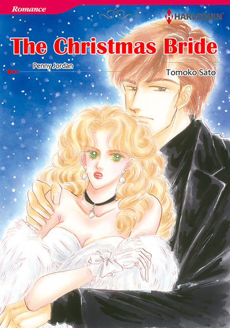 THE CHRISTMAS BRIDE, Penny Jordan