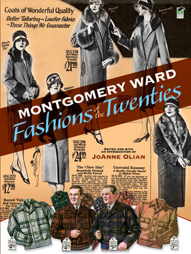 Montgomery Ward Fashions of the Twenties, JoAnne Olian
