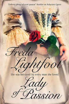 Lady of Passion, Freda Lightfoot