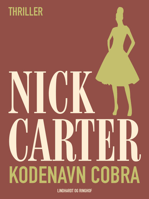 Kodenavn Cobra, Nick Carter