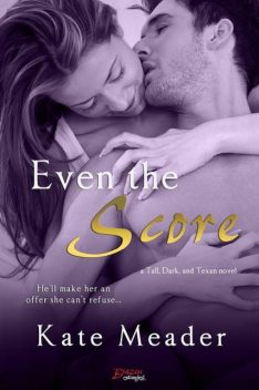 Even The Score, Kate Meader