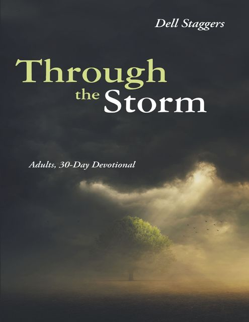 Through the Storm: Adults, 30 Day Devotional, Dell Staggers