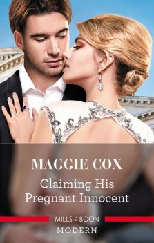 Claiming His Pregnant Innocent, Maggie Cox