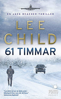 61 timmar, Lee Child