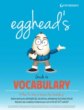Egghead's Guide to Vocabulary, Peterson's