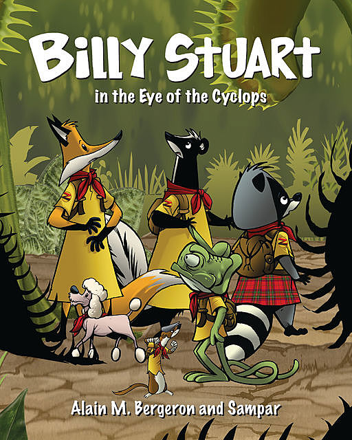 Billy Stuart in the Eye of the Cyclops, Alain M. Bergeron