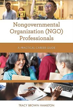 Nongovernmental Organization (NGO) Professionals, Tracy Brown Hamilton