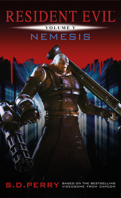 Resident Evil: Nemesis, S.D.Perry
