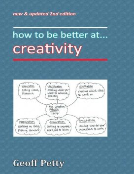 How to Be Better At… Creativity, Geoff Petty
