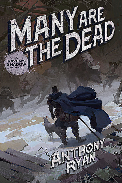 Many Are the Dead, Ryan Anthony