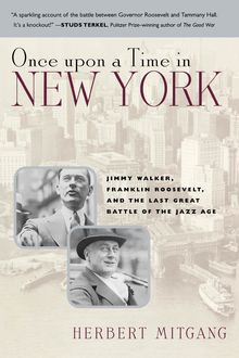 Once Upon a Time in New York, Herbert Mitgang