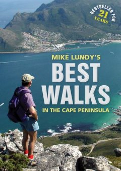 Mike Lundy's Best Walks in the Cape Peninsula, Mike Lundy